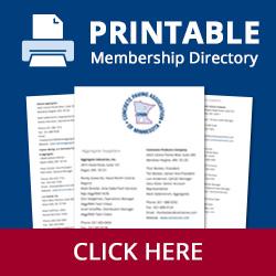 Printable Membership Directory